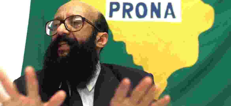Herança da legenda fundada pelo ex-deputado federal é motivo de divergência - Jorge Araújo/Folhapress