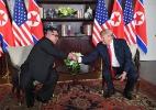 Coreia do Norte adota o silêncio e a discrição para continuar manter seu arsenal nuclear - Saul Loeb/AFP