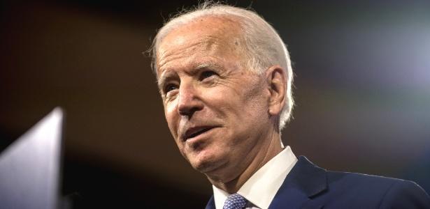 O ex-vice-presidente americano Joe Biden - Hilary Swift/The New York Times