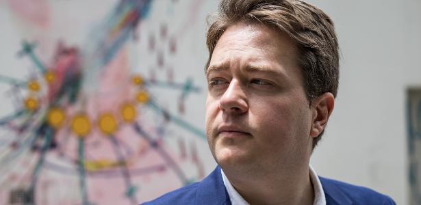 Johann Hari, autor britânico de livro sobre o fracasso da guerra às drogas