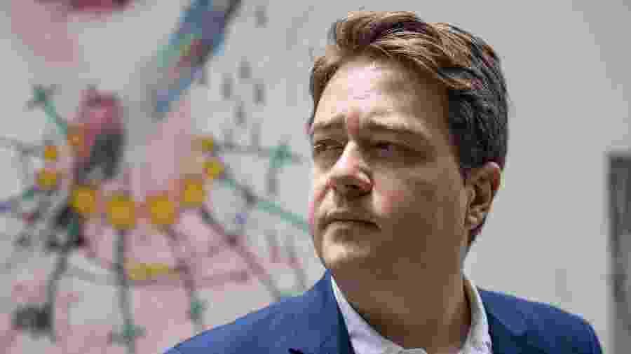 Johann Hari, autor britânico de livro sobre o fracasso da guerra às drogas - Simon Plestenjak/UOL