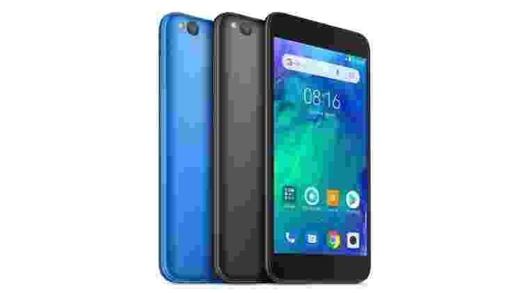 Xiaomi Redmi Go - Divulgação
