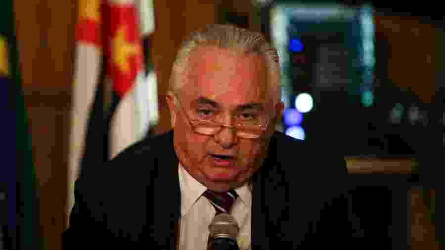 Eitel Santiago, subprocurador aposentado - Folhapress