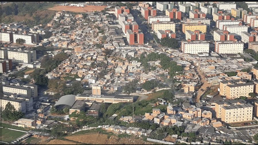 Carapicuíba São Paulo fonte: conteudo.imguol.com.br