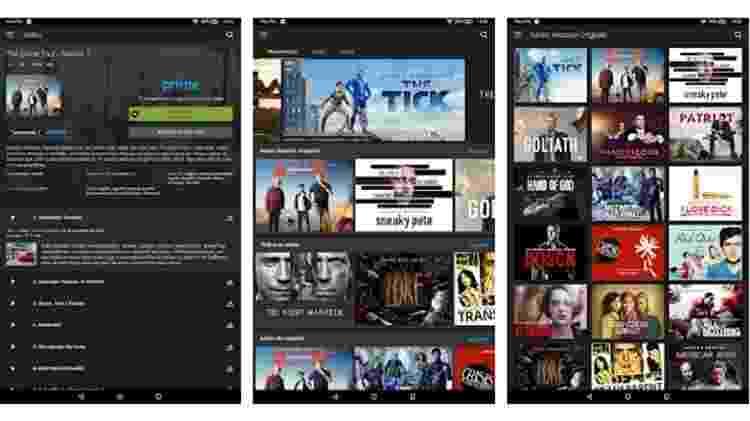 Baixe Estes Apps - Amazon Prime Video - Reprodução - Reprodução
