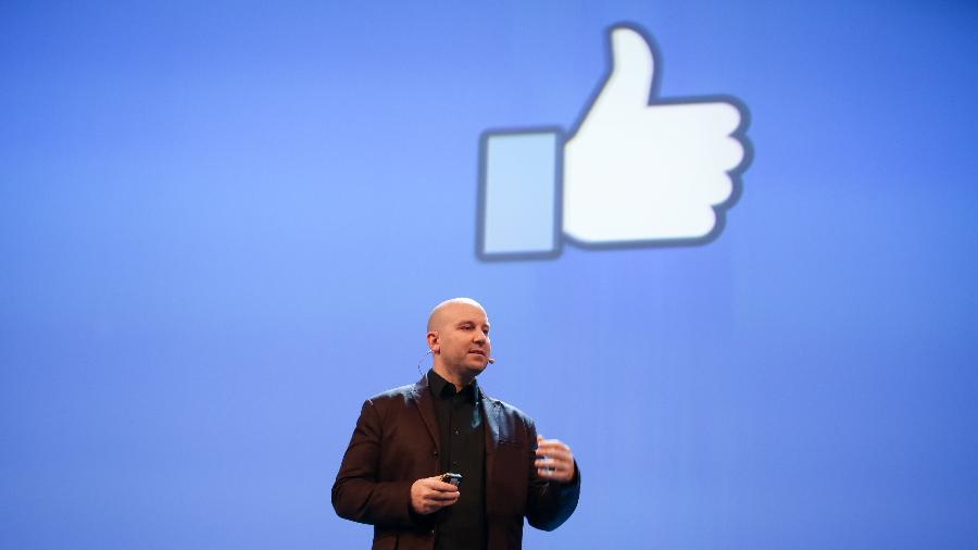 Andrew Bosworth, vice-presidente de realidade virtual e aumentada do Facebook - Christian Charisius/picture alliance via Getty Images