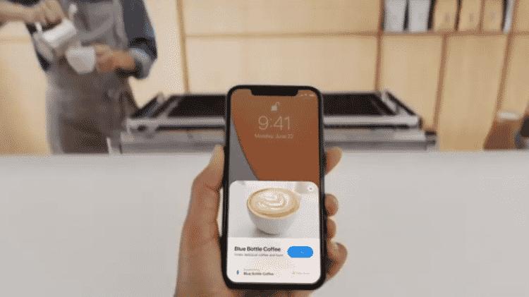 App Clips - Reprodução - Reprodução