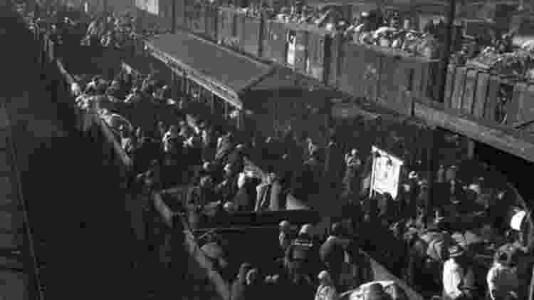 estação de trem nas coreias - Direito de imagemICRC / HANDOUT - Direito de imagemICRC / HANDOUT