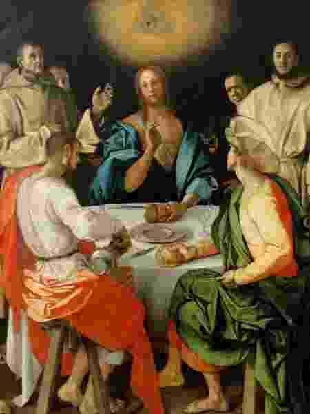 jesus - GALERIA DE LOS UFFIZI via BBC - GALERIA DE LOS UFFIZI via BBC