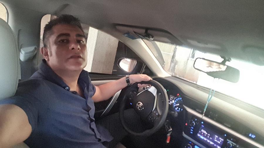 """O agente penal Docimar José Pinheiro de Assis, acusado de ser """"pombo-correio"""" do CV - Arquivo pessoal"""