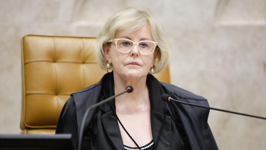 Rosa Weber, ministra do STF (Supremo Tribunal Federal) - Fellipe Sampaio/SCO/STF