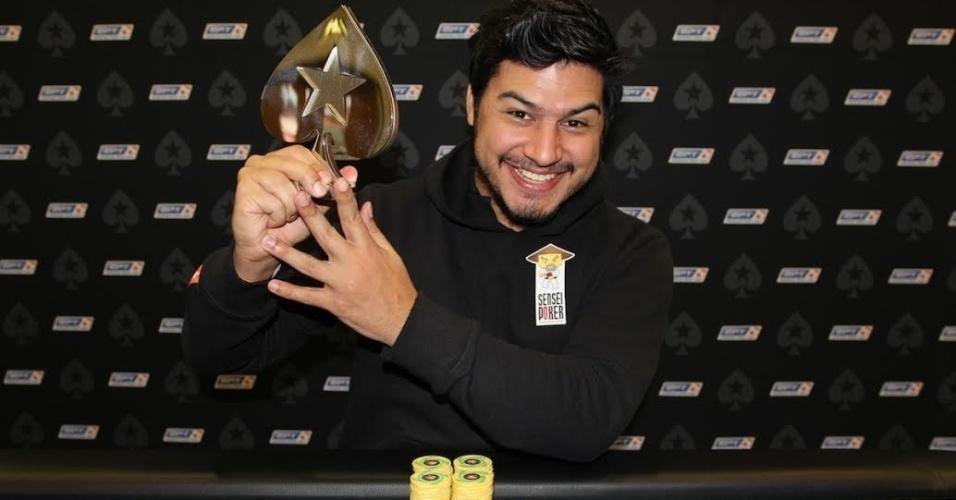Felipe Gonsalves Costa é fundador da Sensei Poker, escola online de pôquer