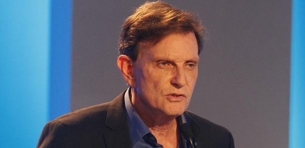Crivella não confirmou presença no debate da TV Globo, o último do segundo turno