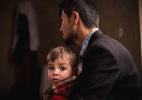 A história de um bebê afegão chamado Donald Trump (Foto: Jim Huylebroek/The New York Times)