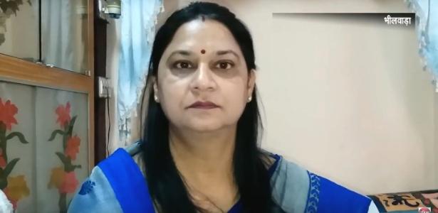 Suman Trivedi é uma das principais responsáveis na luta pelo fim da tradição dos bhopas