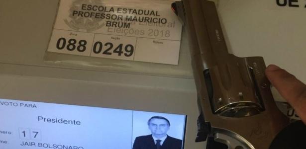 149dfc9c6 PF investiga violação de sigilo do voto e incitação de homicídio na ...