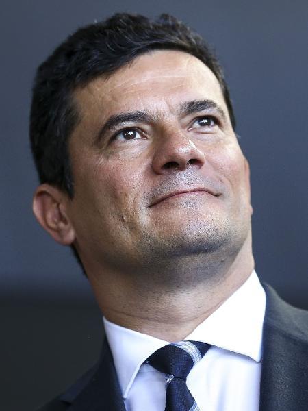 O ministro Sérgio Moro - Marcelo Camargo/Agência Brasil