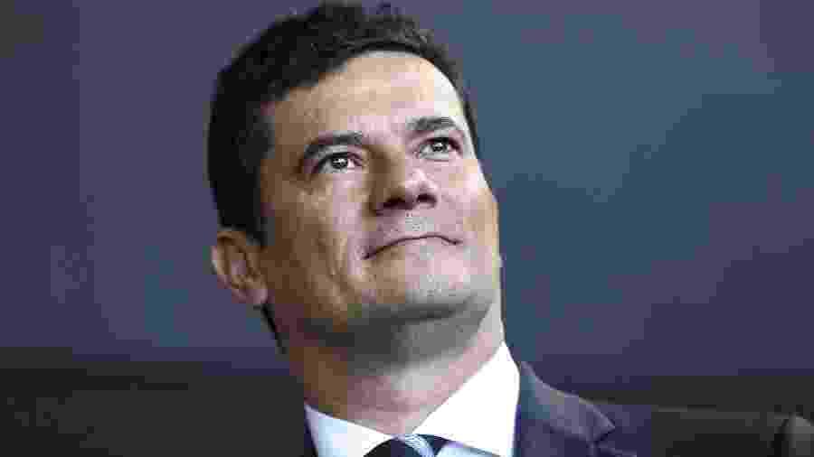 O ministro da Justiça e Segurança Pública, Sergio Moro - Marcelo Camargo/Agência Brasil