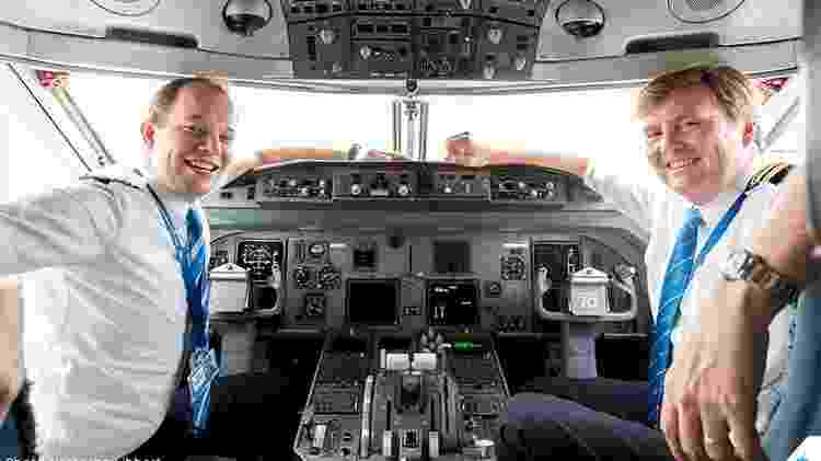 Rei da Holanda piloto - Divulgação - Divulgação