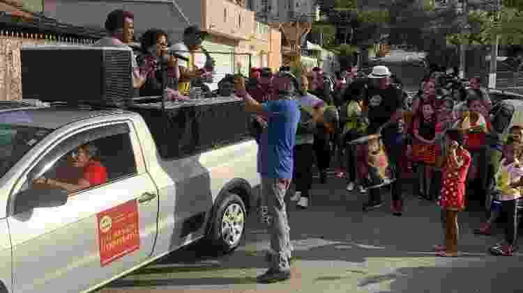 Desfile do Ide, o bloco de Carnaval evangélico de São Paulo - Felipe Pereira
