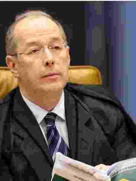 Celso de Mello, ministro do Supremo - Reprodução