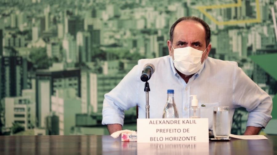 Prefeito da capital mineira tomou medida após governo do estado anunciar liberação - Amira Hissa/Divulgação