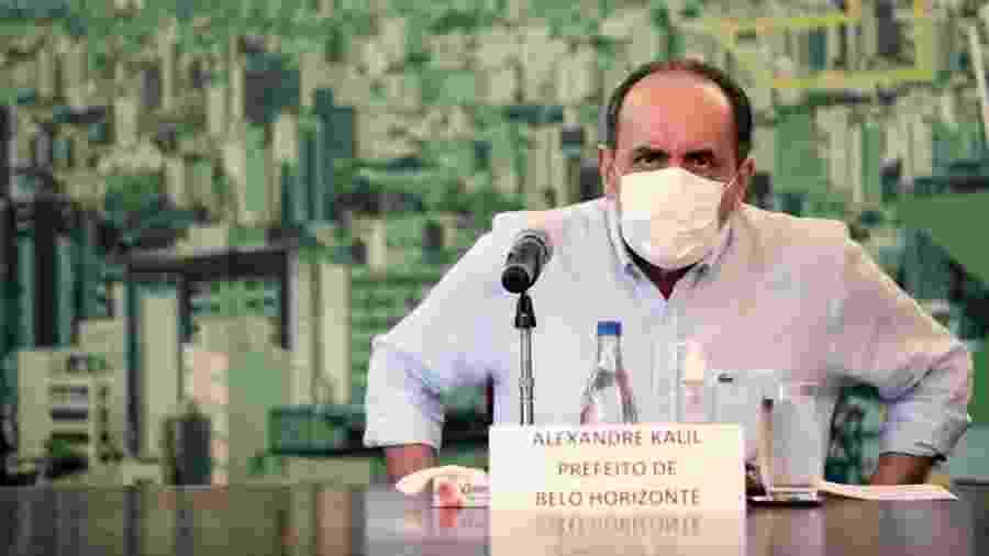 Alexandre Kalil (PSD), prefeito de Belo Horizonte, que concorre à reeleição - Amira Hissa/Divulgação