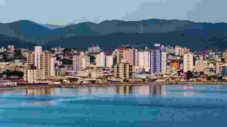 Em Florianópolis apenas 64,1% da população recebe atendimento de coleta de esgoto, e 48% dos esgotos são tratados - Getty Images - Getty Images