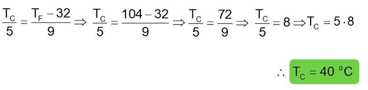 Cálculos das questão 5 - Dulcidio Braz Jr / Física na veia - Dulcidio Braz Jr / Física na veia
