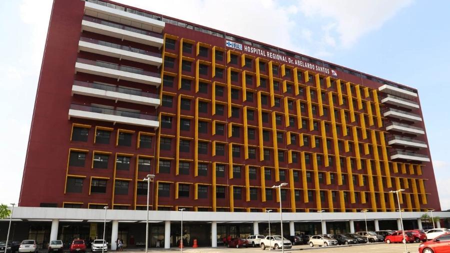 Hospital Abelardo Santos, no Pará - Divulgação/Agência Pará