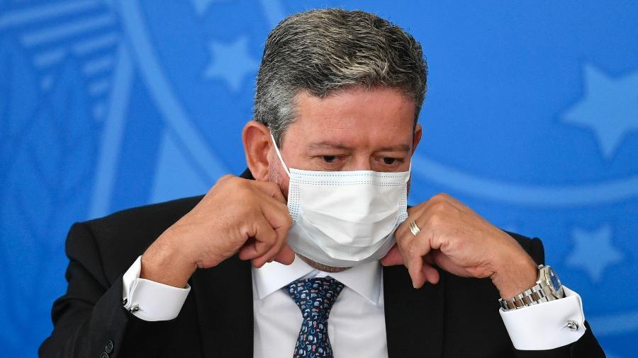 O presidente da Câmara dos Deputados, Arthur Lira (PP-AL), declarou que o país irá pagar os precatórios de 2022 - Mateus Bonomi/AGIF/Estadão Conteúdo