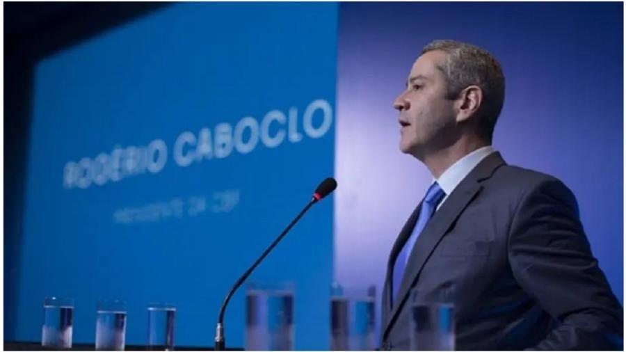 Rogério Caboclo, presidente da CBF - Lucas Figueiredo/CBF
