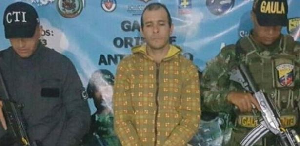 Jaime Ivan Martinez, 44, confessou à polícia da Colômbia ter matado pelo menos 20 pessoas