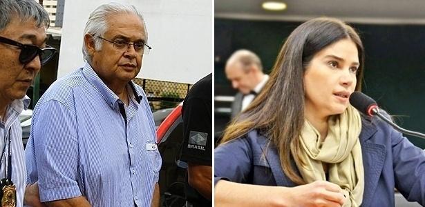 PF vê indícios de crimes de corrupção e lavagem de dinheiro envolvendo Aline