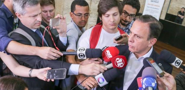 João Dória foi eleito novo prefeito de São Paulo