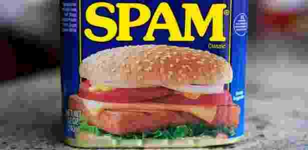 Spam - Reprodução - Reprodução