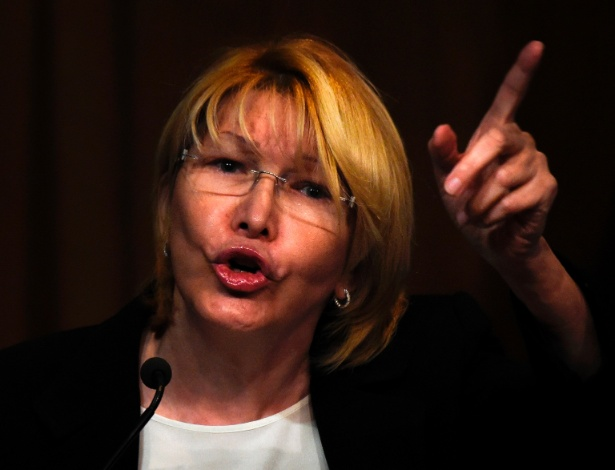 A procuradora-geral da Venezuela, Luisa Ortega