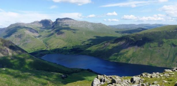 Scafell Pike, montanha mais alta da Inglaterra - Divulgação/nationaltrust.org.uk
