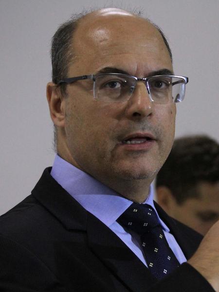 O governador do Rio, Wilson Witzel (PSC) - Jose Lucena/Futura Press/Folhapress