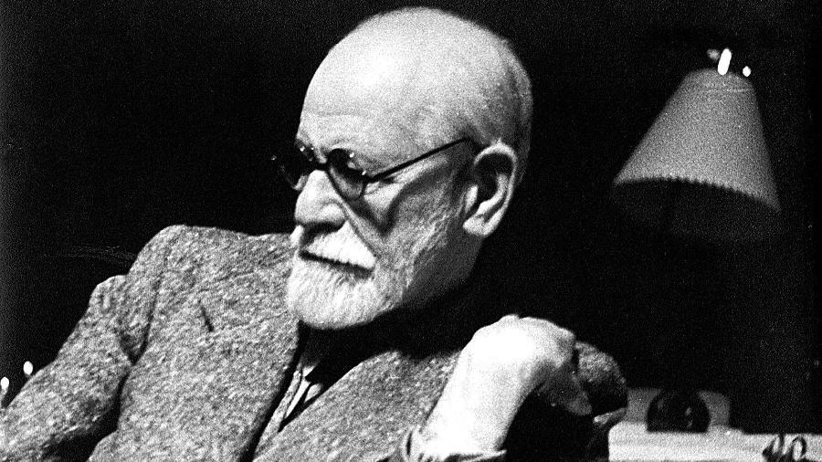 O psicanalista austríaco Sigmund Freud - Divulgação