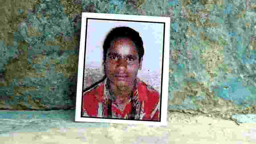 Jitendra era carpinteiro e responsável por sustentar a família - BBC