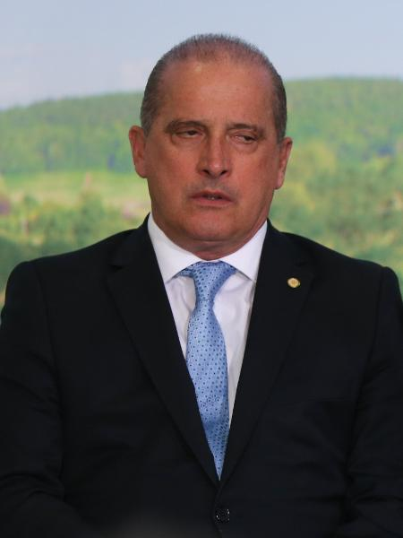 Ministro da Cidadania, Onyx Lorenzoni, faria anúncios nesta quinta-feira - Andre Coelho/Folhapress