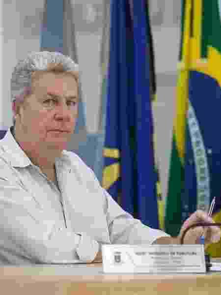 27.ago.2019 - Vereador de Ilhabela (SP), professor Valdir Veríssimo (Cidadania) - Reprodução - 27.ago.2019/Facebook/vereadorvaldirverissimo