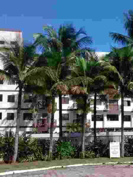 Condomínio Matinga, em Bertioga - Google Streetview