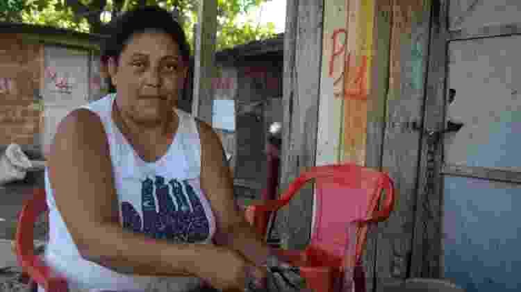 Josiquele Ferreira enfrenta dificuldades para ser reinserida no Bolsa Família  - Beto Macário/UOL