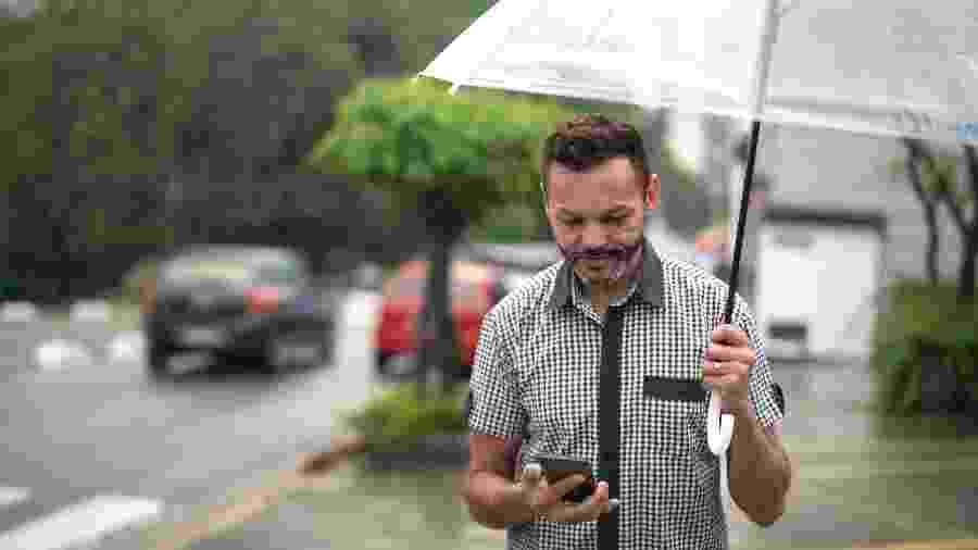 Faça chuva ou faça sol, a mudança climática pode afetar sua internet - Getty Images/iStockphoto