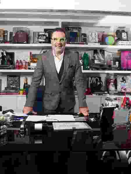 Tito Bessa Jr, presidente da Ablos (Associação Brasileira dos Lojistas Satélites) - Douglas Luccena
