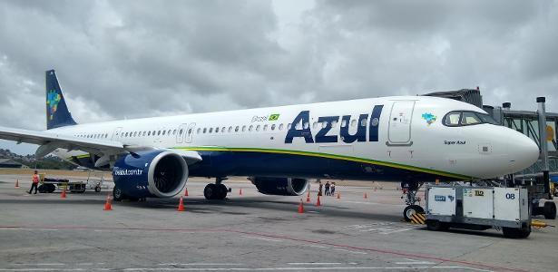 Conheça o A321neo   Novo avião da Azul é o maior da empresa em voos domésticos