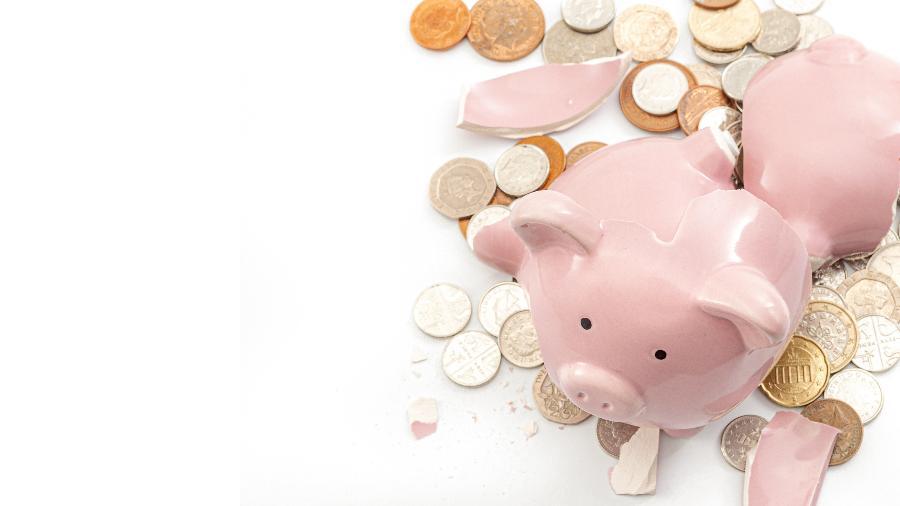 Em abril, caderneta de poupança registrou entrada líquida de R$ 3,841 bilhões, o primeiro saldo positivo mensal em 2021 - Getty Images/iStockphoto/Moussa81