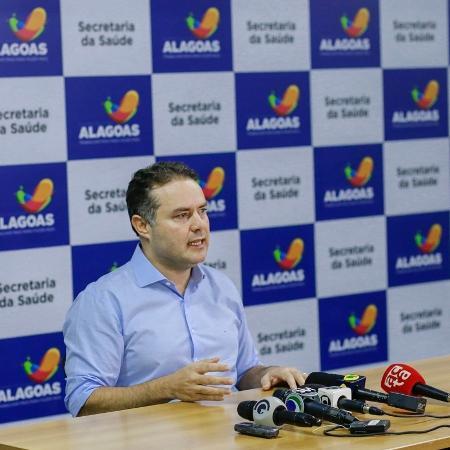 O governador de Alagoas, Renan Filho (MDB) - Marcio Ferreira/Governo de Alagoas